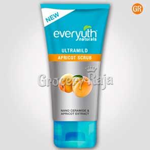 Everyuth Utra Mild Scrub - Apricot 100 gms