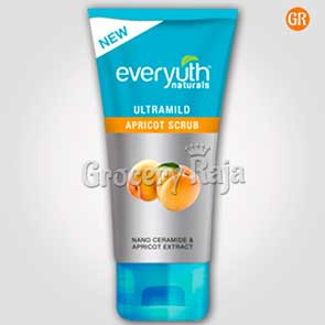 Everyuth Utra Mild Scrub - Apricot 50 gms