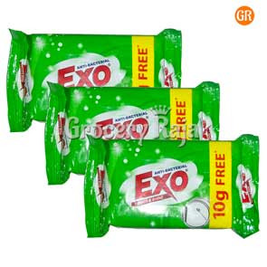 Exo Dishwash Bar Rs. 5 (Pack of 3)