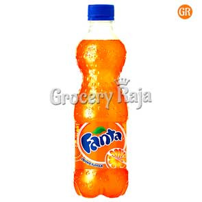 Fanta Soft Drinks Bottle 600 ml