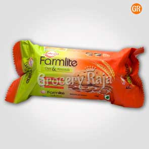Sunfeast Farmlite Biscuit - Oats & Almonds Rs. 25