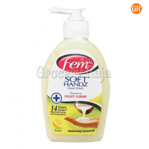 Fem Lemon Hand Wash  250 ml