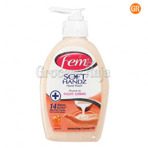 Fem Peach Hand Wash 250 ml