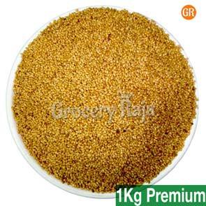 Foxtail Millet - Paravai Thinai (தினை) 1 Kg (for Birds)