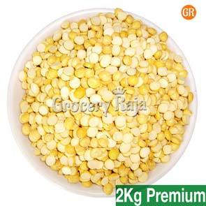 GR Fried Gram - Pottukadalai (பொட்டுகடலை) 2 Kg