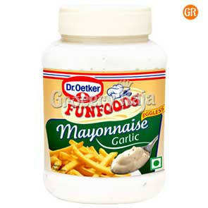 Fun Foods Mayonnaise Garlic 275 gms