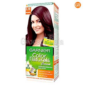 Garnier Color Natural Creme - Burgundy 29 ml