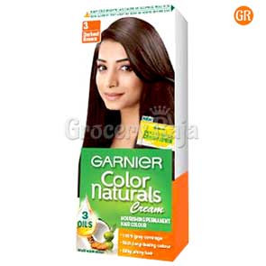 Garnier Color Naturals Creme - Darkest Brown 70 ml
