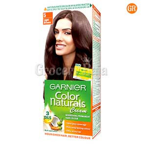 Garnier Color Naturals Creme - Light Brown 70 ml