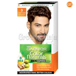 Garnier Color Naturals Creme for Men - Darkest Brown 36 ml