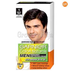 Garnier Colour Naturals Creme for Men - Natural Black 36 ml