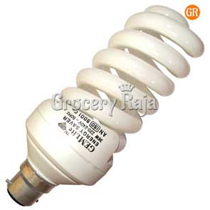 Gem Lite 25W CFL Bulb 1 pc