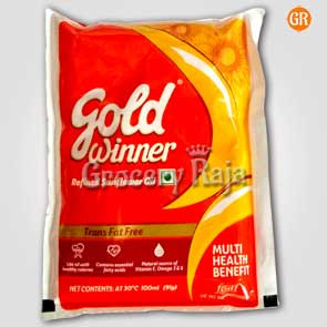 Gold Winner Sunflower Oil Rs. 10 Pouch