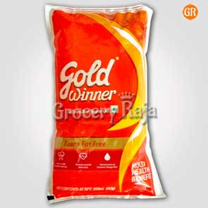 Gold Winner Sunflower Oil Rs. 20 Pouch