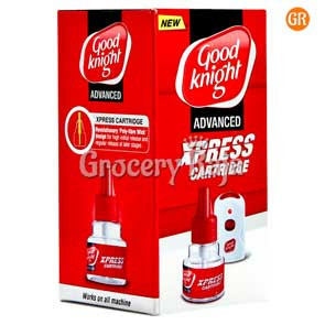 Good Knight Advance Xpress Cartridge 35 ml Carton