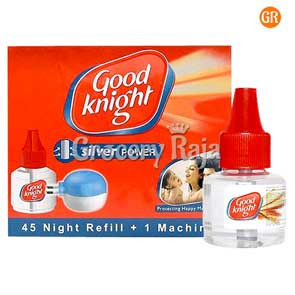 Good Knight Silver Power 45 Night Combipack 1 pc