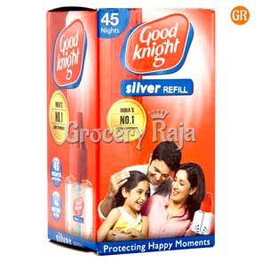 Good Knight Silver Refill 45 Nights