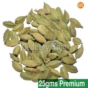 GR Cardamom - Yelakkai (ஏலக்காய்) 25 gms