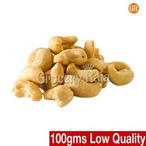 GR Cashew Nut Full Size 2nd Grade - Munthiri (முந்திரி) 100 gms