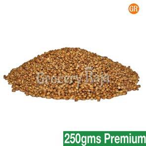 GR Coriander Seeds - Vara Malli (வர மல்லி) 250 gms
