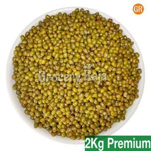 GR Green Gram - Pachai Payiru (பச்சை பயிறு) 2 Kg