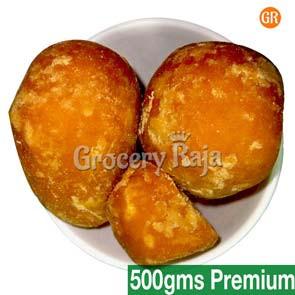 GR Jaggery - Manda Vellam (வெல்லம்) 500 gms