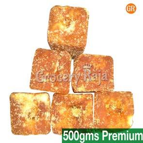 GR Jaggery Cubes - Achu Vellam (அச்சு வெல்லம்) 500 gms