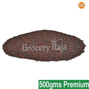 GR Mustard Seeds - Kadugu (கடுகு) 500 gms
