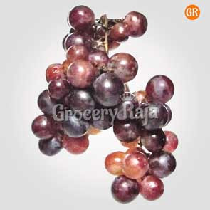 Purple Grapes Seeded (ஊதா திராட்சைப்பழம்) 500 gms