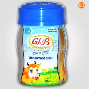 GRB Ghee 100 ml Jar