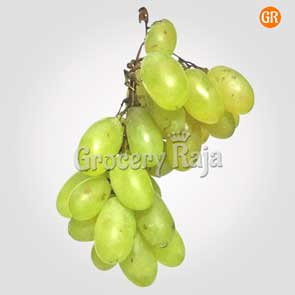 Green Grapes Seeded (பச்சை திராட்சைப்பழம்) 500 gms