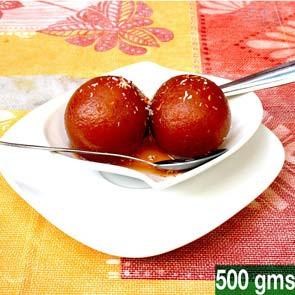 Gulab Jamun (குலாப் ஜாமூன்) 500 gms