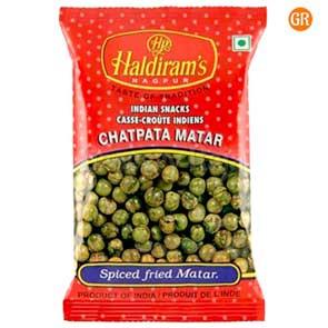 Haldirams Chatpata Matar 50 gms