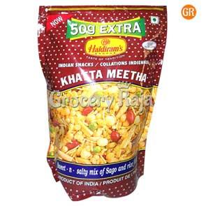 Haldirams Khatta Meetha Namkeen 350 gms