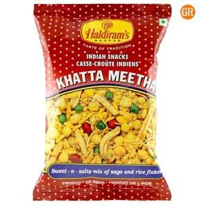 Haldirams Khatta Meetha Namkeen Rs. 10