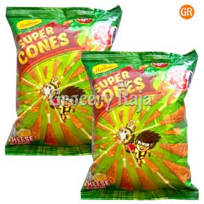 Haldirams Super Cones Rs. 5 (Pack of 2)