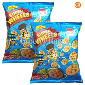 Haldirams Super Wheels Rs. 5 (Pack of 2)