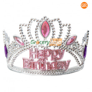 Happy Birthday Crown 1 pc