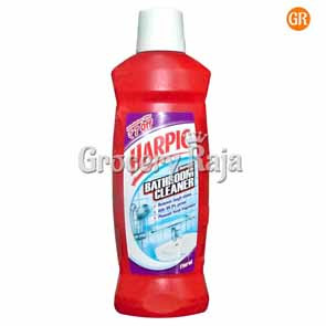 Harpic Red Bathroom Cleaner - Floral 500 ml