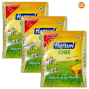 Hatsun Ghee Rs. 5 (Pack of 3)