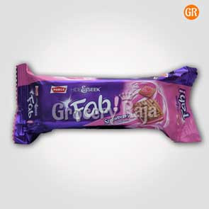 Parle Hide & Seek Fab Strawberry Choco Chip Cookies Rs. 25