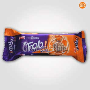 Parle Hide & Seek Fab Orange Choco Chip Cookies Rs. 25