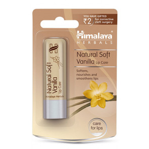 Himalaya Natural Soft Vanilla Lip Care Lip Balm 4.5 gms
