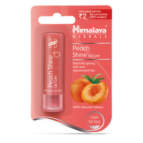 Himalaya Peach Shine Lip Care Lip Balm 4.5 gms