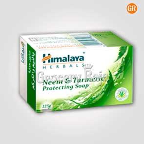 Himalaya Protecting Neem & Turmeric Soap 125 gms