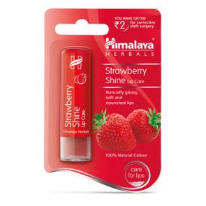 Himalaya Strawberry Shine Lip Care Lip Balm 4.5 gms