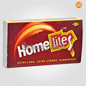 Home Lites Match Box Rs. 10 (Pack of 5)