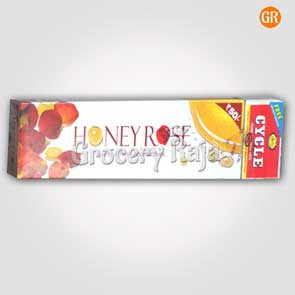 Cycle Honey Rose Agarbatti 120 gms