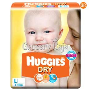 Huggies Dry Pants - Large (8-14 kg) 16 Diapers