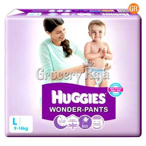 Huggies Wonder Pants Large 9-14 Kg 38 Pants